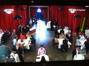It's us! On Bravo!