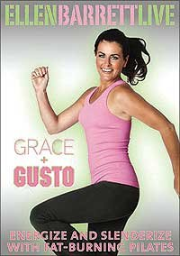 April's workout: Grace & Gusto