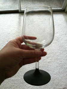 Wine Wednesday custom wine glasses