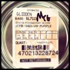 """""""UW Purple"""" !!!"""