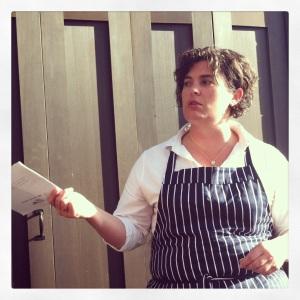 Chef Renee Erickson