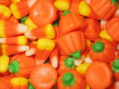 And fall isn't complete without CANDY CORN!