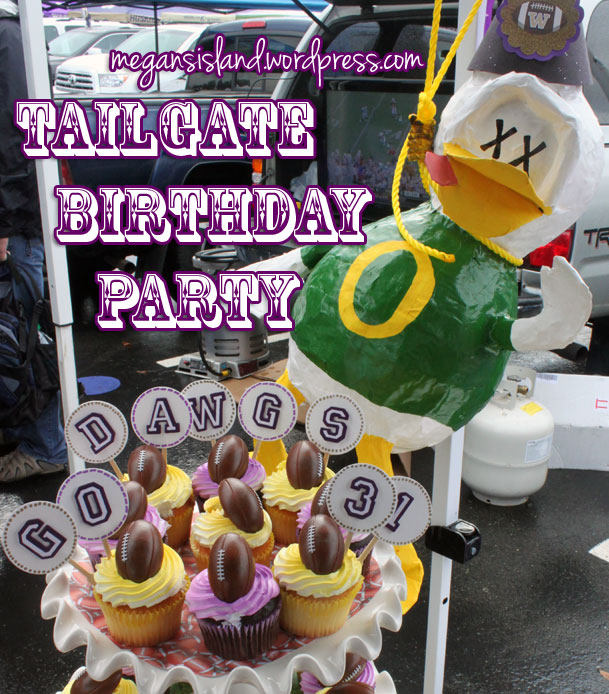 Oregon Duck Pinata