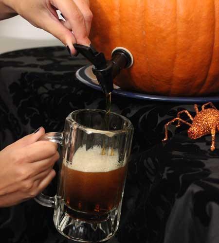 2013-10-16 Pumpkin keg