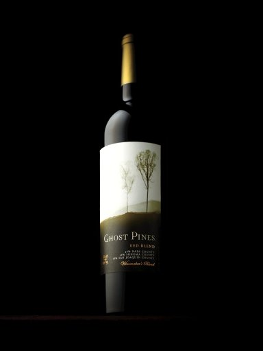 Ghost Pines Red Blend 2011