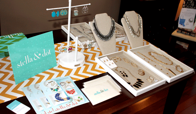 More Stella & Dot goods