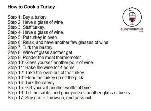 Thanksgiving Wine Wednesday | Megan's Island Blog