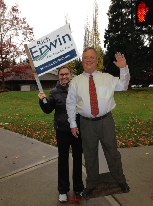 Mercer Island voters: Vote for Rich! http://voteforrich.org/