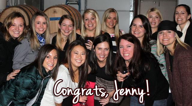 Congrats Jenny!