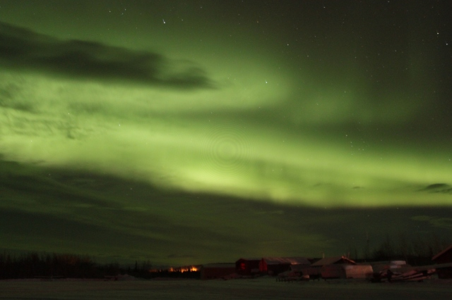 Oh yeah ~ Northern Lights