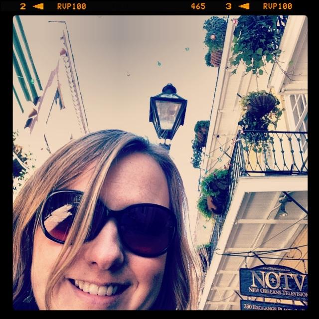 New Orleans selfie!