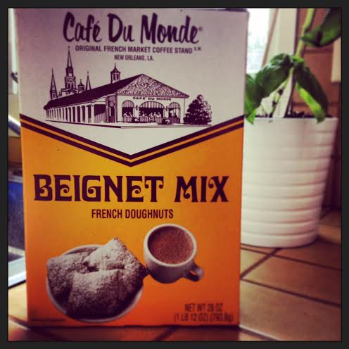 Enter to win this box of Beignet Mix from Cafe Du Monde