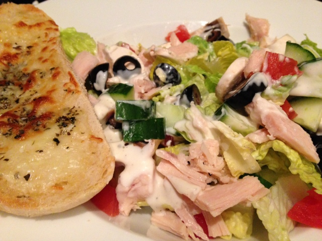 Chicken salad | Megan's Island Blog