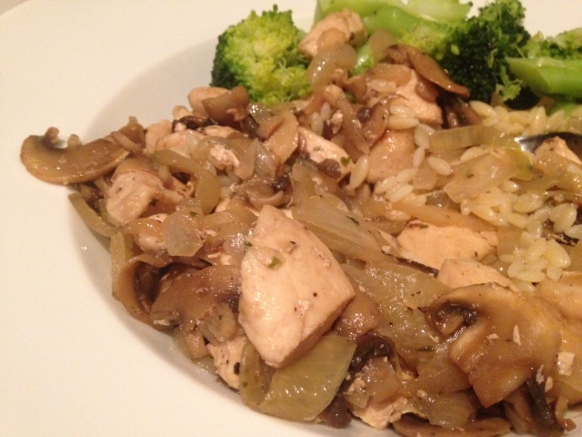 Chicken marsala | Megan's Island Blog