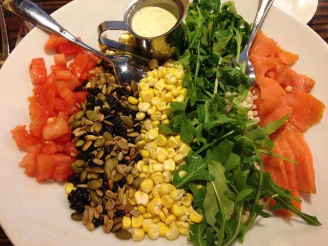 Juno's chop salad