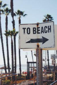 Beach: yes, please