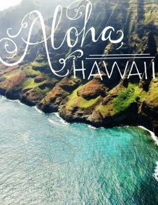 Hawaii: Yes, please