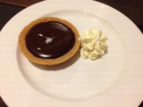 Course five: dessert