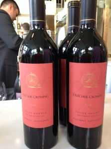 Dutcher Crossing wines