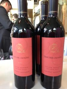 Dutcher Crossing wines