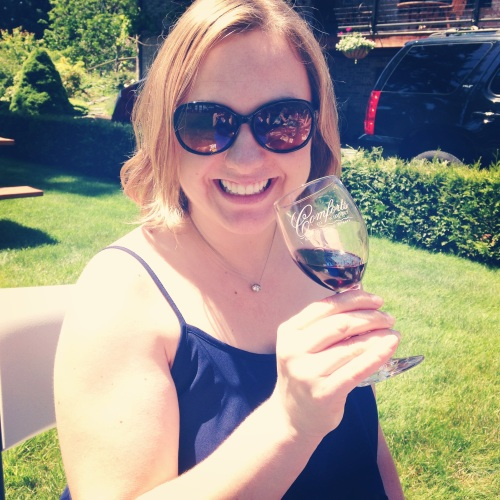 Cheers to Whidbey Island wines!