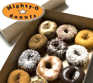 Mighty-O Donuts