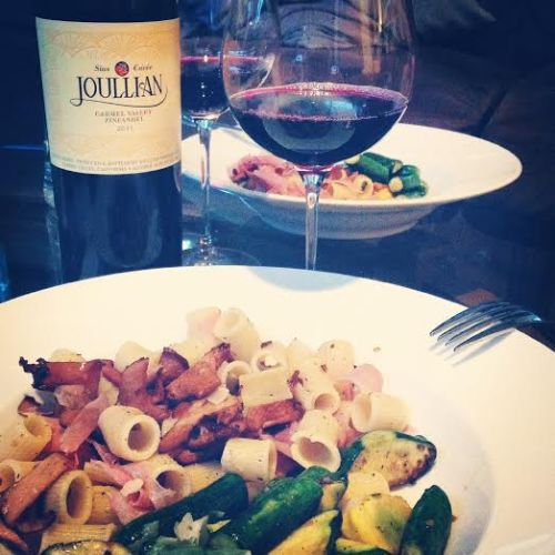 A very happy wine Wednesday, indeed!