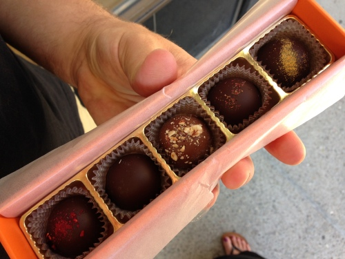 Posh Chocolat, Missoula