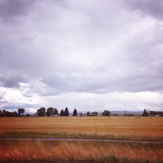 Farewell from Montana