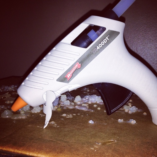 My new hot glue gun: names needed!