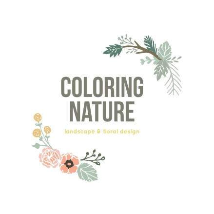 Coloring Nature