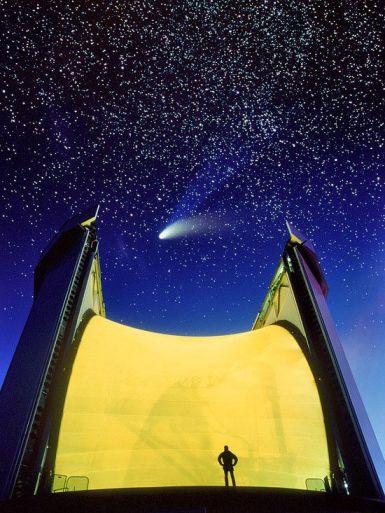 Gemini telescope at Mauna Kea Observatory