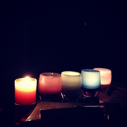 Power outage? Glassybabies are the solution!
