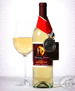We love wine! This one appears to be an award winner!