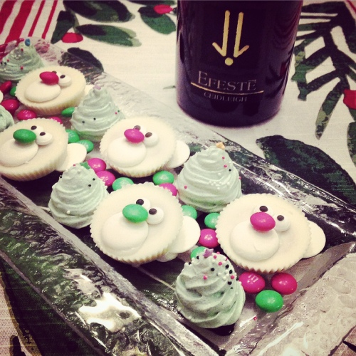 Christmas 2014 desserts