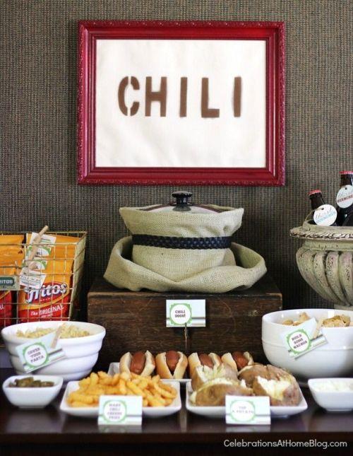 Chili bar