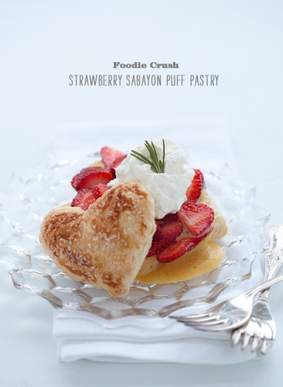 These are pretty fancy. I'd settle for these as strawberry shortcakes!