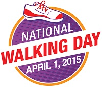 2015-3-31 Walking Day