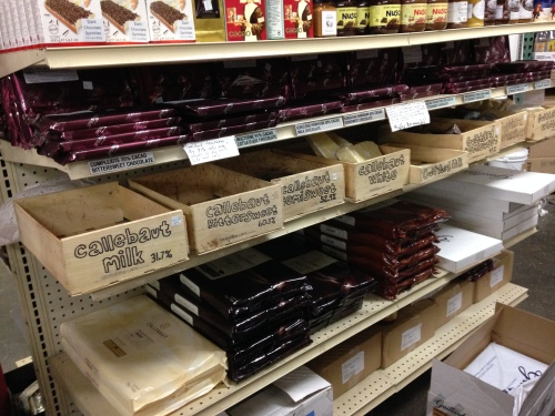 Need large quantities of chocolate? You're in the right place