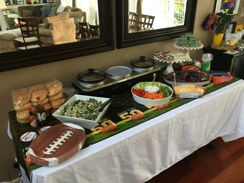 Our Super Bowl 2016 spread