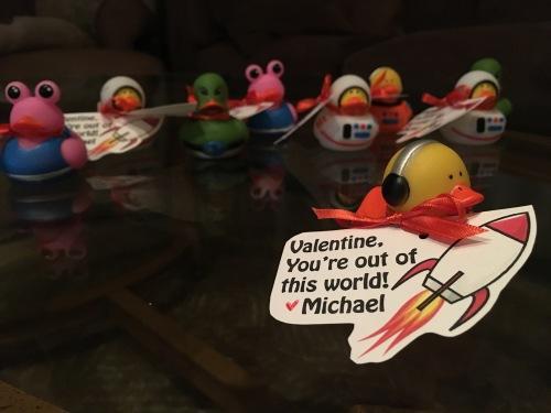 Space ducks: unite!