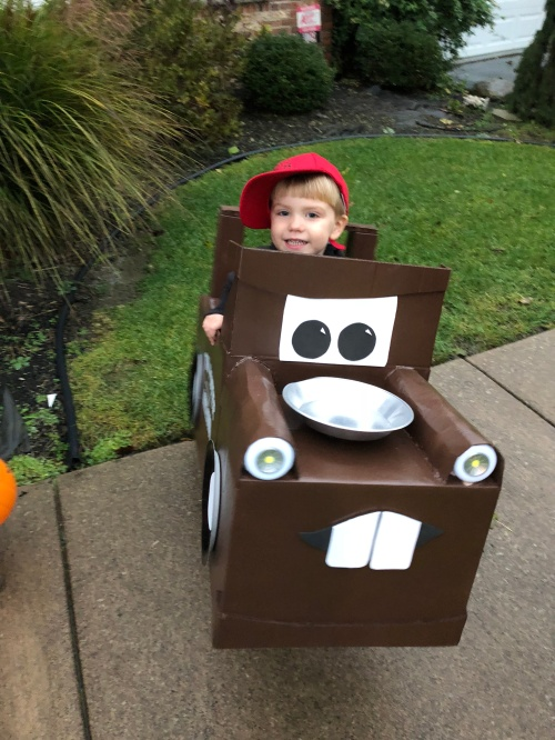Mater costume